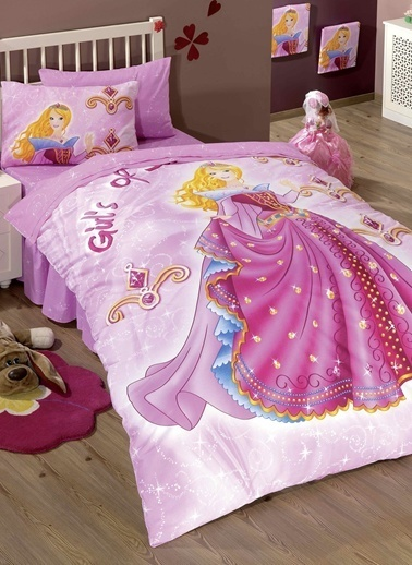 Belenay Tek Kişilik Uyku Seti Renkli